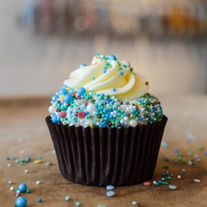 Sprinkel Cupcakes Superhelden