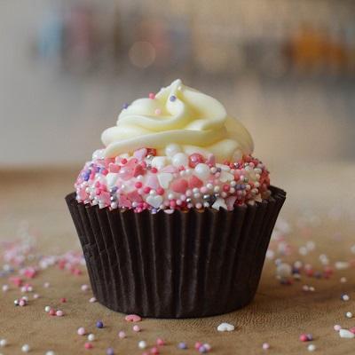 Sprinkel Cupcakes Prinsessen