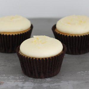Cupcakerij Cupcake Citroen