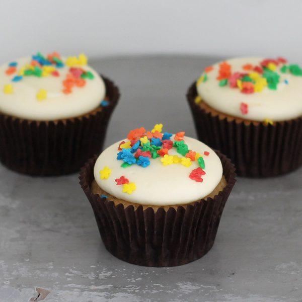 Cupcakerij Cupcake Vanille Feest