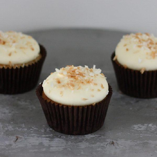 Cupcakerij Cupcake Kokos