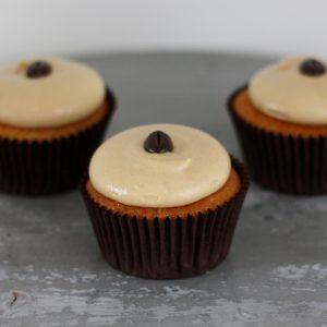 Cupcakerij Cupcake Vanille - Mokka